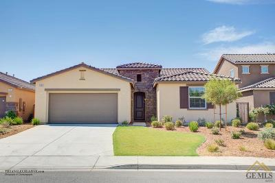 Bakersfield Single Family Home For Sale: 5907 Aquamarine Peak Drive
