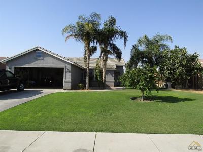 Bakersfield Single Family Home Active-Contingent: 1304 Park City Avenue
