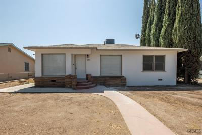 Wasco Single Family Home For Sale: 1721 1st Street