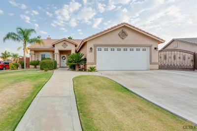 Bakersfield Single Family Home Active-Contingent: 9520 Vista Colina Drive
