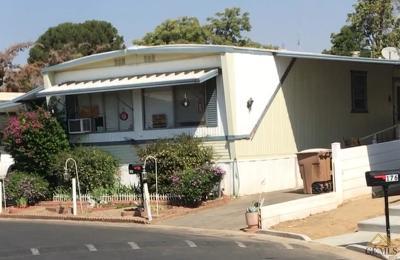 Bakersfield Mobile Home For Sale: 177 Kings Lane