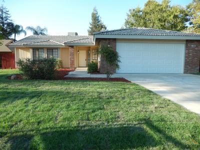 Bakersfield Single Family Home For Sale: 7204 Yuma Way