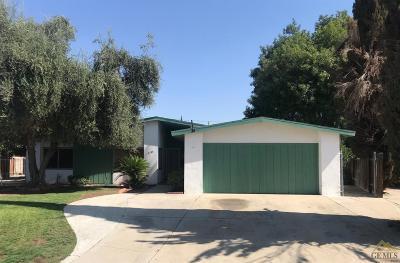 Bakersfield Single Family Home For Sale: 3706 Barbara Avenue