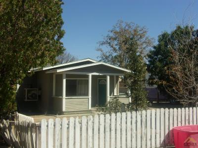 Taft Single Family Home For Sale: 702 Taylor Street