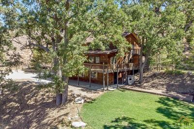 Tehachapi Single Family Home For Sale: 17724 Pigeon Springs Road