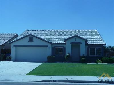 Bakersfield Rental For Rent: 4601 Granite Mountain Court