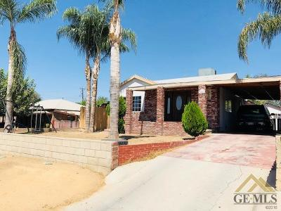 Bakersfield Single Family Home For Sale: 1426 Pearl Street