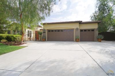 Bakersfield Single Family Home For Sale: 6713 Carracci Lane