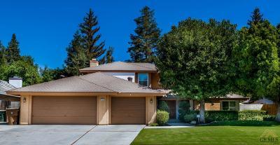 Bakersfield Single Family Home For Sale: 2636 Mountain Oak Road