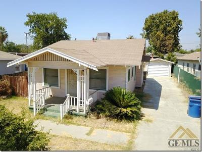 Bakersfield Single Family Home For Sale: 226 Arvin Street