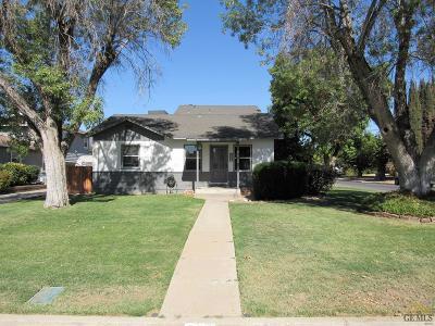 Bakersfield Single Family Home For Sale: 236 Irene Street