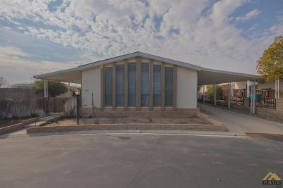 Bakersfield Manufactured Home For Sale: 8536 Kern Canyon Road #255