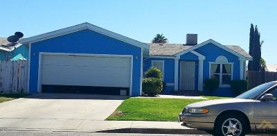 Arvin Single Family Home For Sale: 809 Olson Way