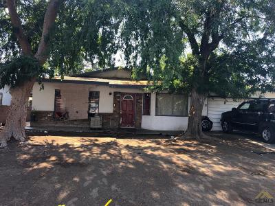 Bakersfield Single Family Home For Sale: 4505 Vern Street