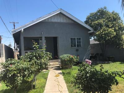 Bakersfield Single Family Home For Sale: 106 8th Street