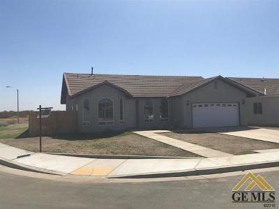 Porterville Single Family Home For Sale: Apn 259160067