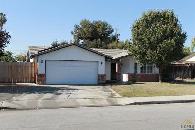 Bakersfield Single Family Home For Sale: 3101 Granlee Court
