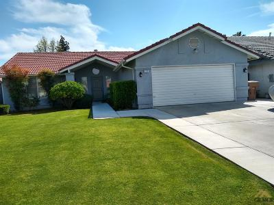 Bakersfield Single Family Home For Sale: 4205 Cyclone Drive