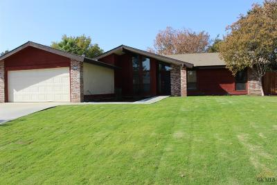 Bakersfield Single Family Home For Sale: 505 Marylhurst Street