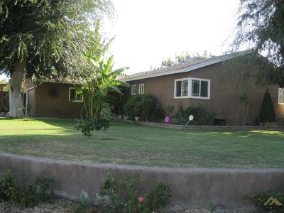 Bakersfield Single Family Home For Sale: 1801 Fremont Street