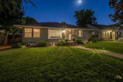Bakersfield Single Family Home For Sale: 2830 Pine Street