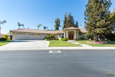 Bakersfield Single Family Home For Sale: 4604 Palisades Circle