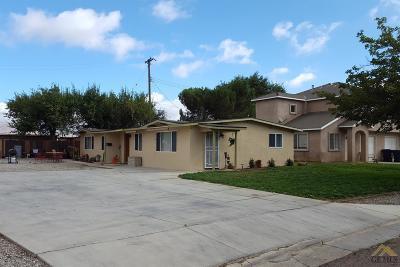 Tehachapi Multi Family Home For Sale: 823 Aspen Drive