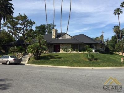 Bakersfield Single Family Home For Sale: 1780 Glenwood Drive