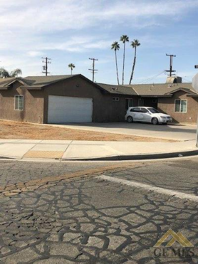 Wasco Single Family Home For Sale: 1502 1 St Street