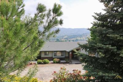 Tehachapi Single Family Home For Sale: 28061 Cumberland Road