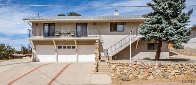 Tehachapi Single Family Home For Sale: 19713 Brite Valley Road