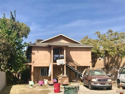 Bakersfield Multi Family Home For Sale: 1408 E 9th Street