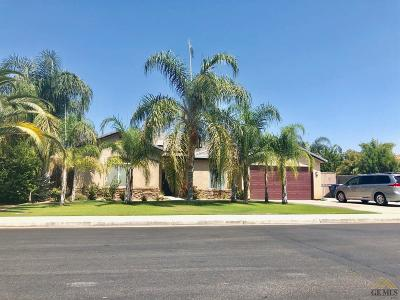 Bakersfield Single Family Home Active-Contingent: 2900 Giovanetti Avenue