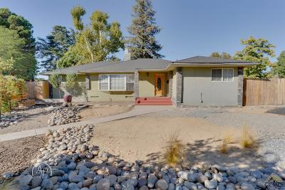 Bakersfield Single Family Home For Sale: 501 Hillcrest Drive