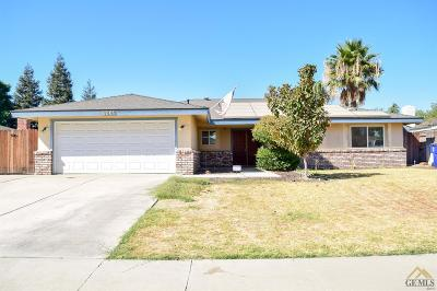 Bakersfield Single Family Home For Sale: 3205 Pendleton Court