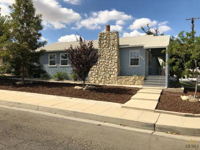 Taft Single Family Home For Sale: 101 Lexington Avenue