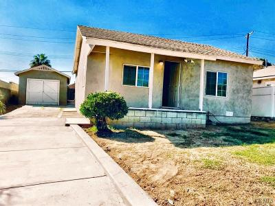 Bakersfield Single Family Home For Sale: 1517 Bernard Place