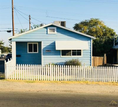 Taft Single Family Home For Sale: 220 F Street