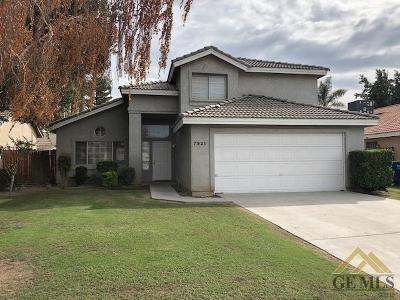 Single Family Home For Sale: 7921 River Mist Avenue