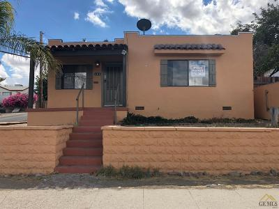 Taft Single Family Home For Sale: 501 Philippine Street