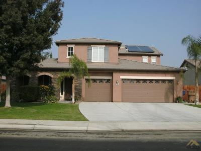 Bakersfield Rental For Rent: 11409 Sangrado Drive
