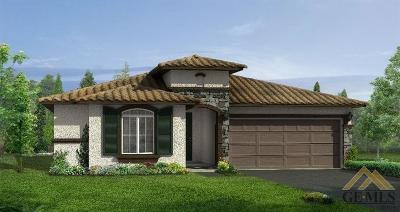 Bakersfield CA Single Family Home For Sale: $325,986