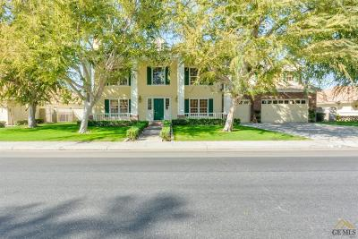 Bakersfield Single Family Home For Sale: 1901 Norwich Way