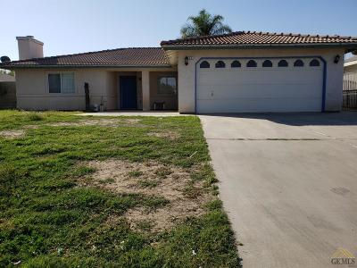 Shafter Single Family Home For Sale: 277 Ash Avenue