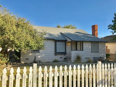 Taft Single Family Home For Sale: 120 Kern Street