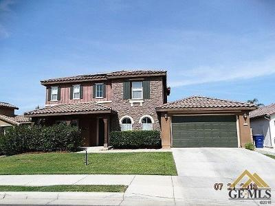 Bakersfield Rental For Rent: 5508 Tapia Court
