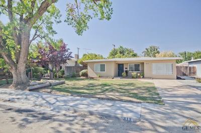 Shafter Single Family Home For Sale: 315 Elm Street