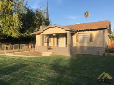 Arvin Single Family Home For Sale: 400 Walnut Drive