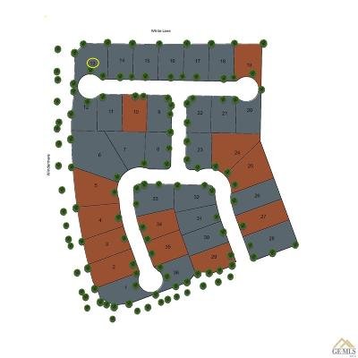 Bakersfield Residential Lots & Land For Sale: 12018 Gazebo Court