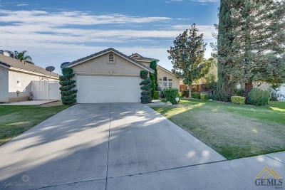 Bakersfield Single Family Home For Sale: 8511 Winlock Street